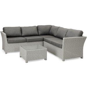 Фото-Плетеная мебель Adams grey Brafab