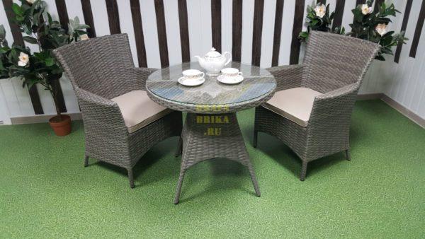 Фото-Плетеная мебель Samurai Cafe set