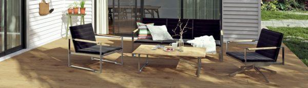 Фото-Brafab Садовая мебель из тика Gotland lounge
