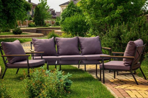 Outdoor мебель Calma Lounge anthracite