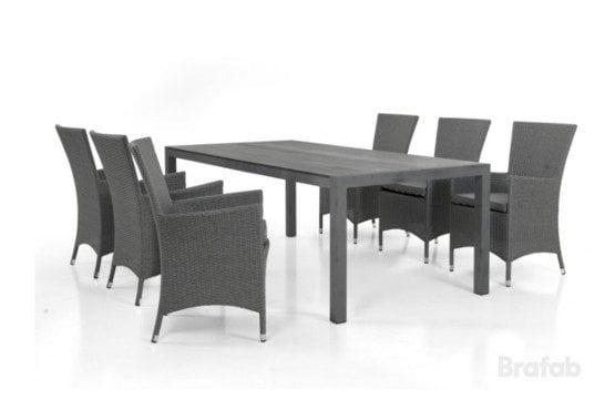 Фото-Плетеная мебель Ninja & Rodez Brafab