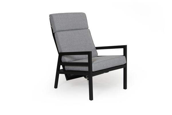 4602-8-07 Bergerac кресло садовое позиционное Brafab