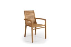 Фото-Арт. 20462 Volos кресло из тика Brafab