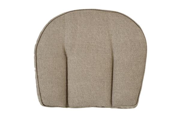 "Фото-""Eads"" подушка на кресло бежевая"