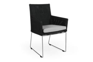 Фото-Арт. 5831-79-74 Dighton плетеное кресло обеденное Brafab