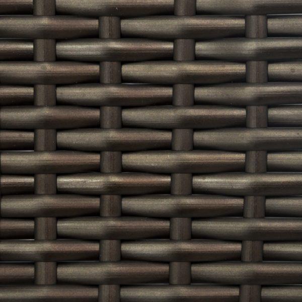 Фото-Искусственный ротанг Flat Metal Bronze
