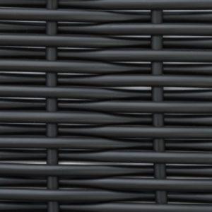 Фото-Искусственный ротанг Round Classical Black