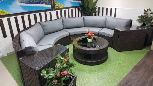 Фото-Мебель из искусственного ротанга Galaxy lounge 7