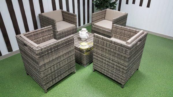 Фото-Плетеная мебель Barbados cafe set