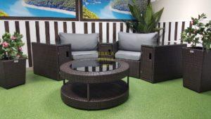 Фото-Плетеная мебель Galaxy 6 модульная