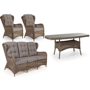Фото-Плетеная мебель Rosita natur