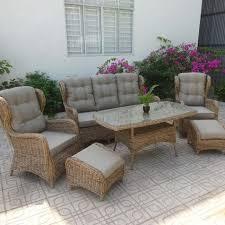 """Фото-Плетеная мебель """"Rosita"""" natur Brafab"""