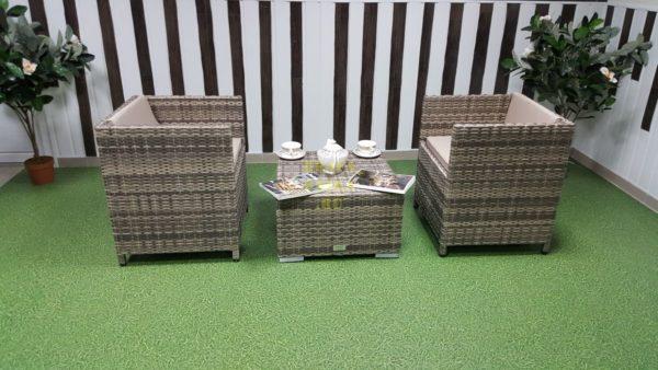 Фото-Barbados комплект плетеной мебели