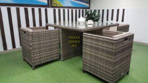 Фото-Плетеная мебель Barbados beige