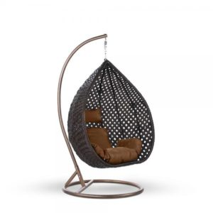 "Фото-Подвесное кресло ""Eclipse"" brown XL"