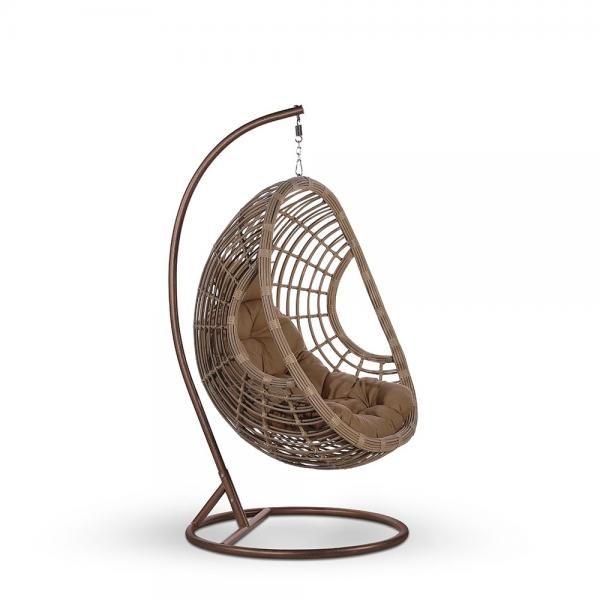 "Фото-Подвесное кресло ""Venus"" beige"