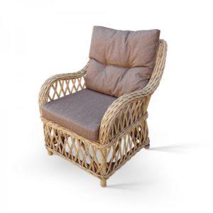 Фото-Кресло из ротанга Celtic