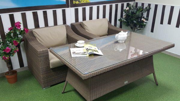 Фото-Плетеная мебель Glendon 4 Sunlinedesign