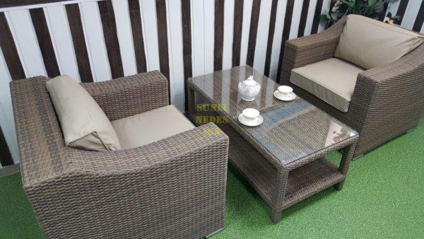 Фото-Плетеная мебель Glendon