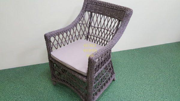 Кресло из ротанга Beatrix beige