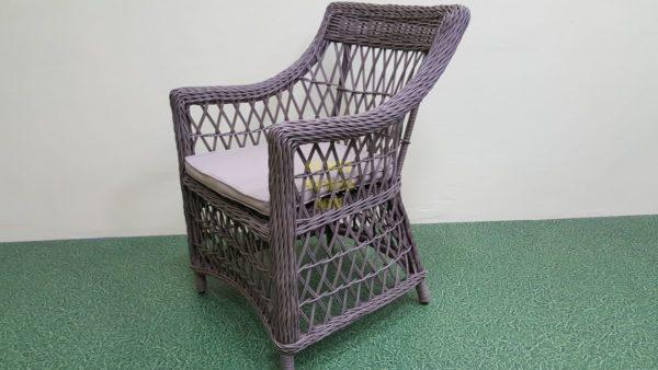 Кресло плетеное Beatrix beige Sunlinedesign