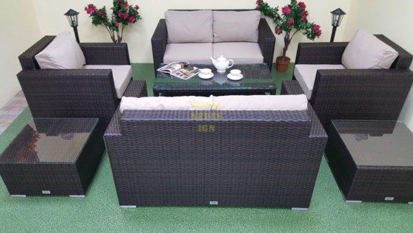 Фото-Плетеная мебель Acoustic 2