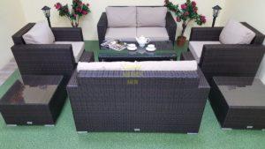 Фото-Плетеная мебель Acoustic