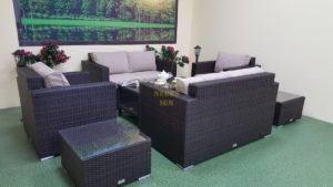 Фото-Плетеная мебель Acoustic set 2