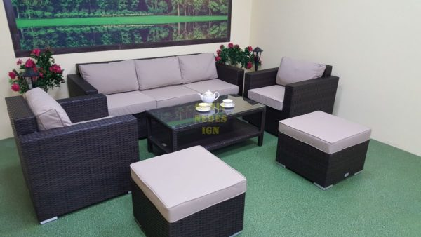 Фото-Плетеная мебель Acoustic set 3