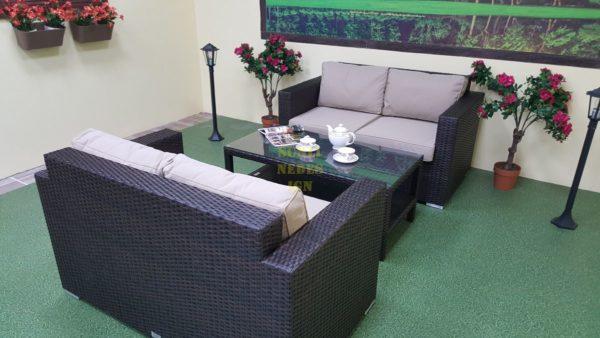 Картинка -Плетеная мебель Acoustic set 6