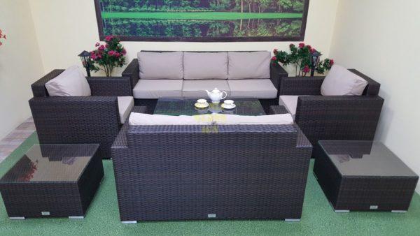 Фото-Плетеная садовая мебель Acoustic