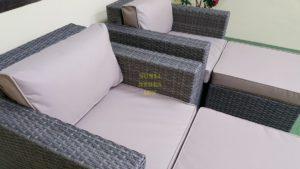 Фото-Allegro natur&beige relax садовая мебель