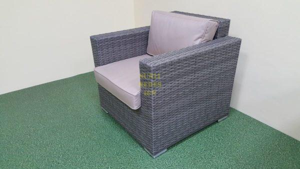 Фото-Кресло плетеное Allegro