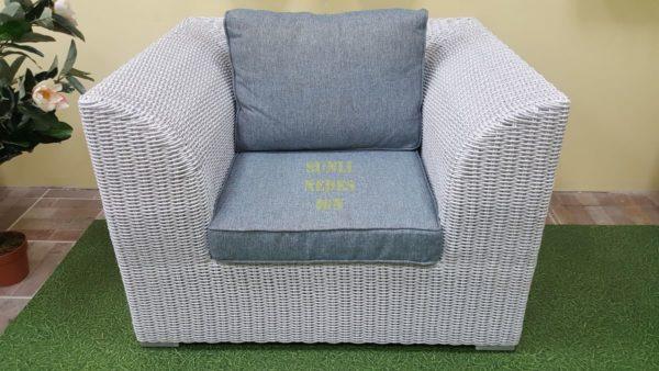 Фото-Кресло из искусственного ротанга Atlantic