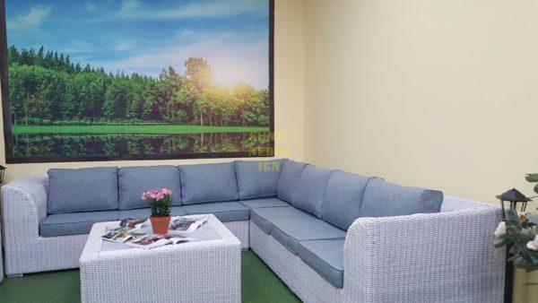Фото-Мебель из искусственного ротанга Atlantic Lounge