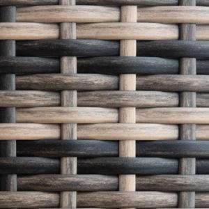 Искусственный ротанг Flat Teak dark / Фабрика мебели из ротанга