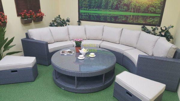 Фото-Ротанг мебель Meridiana lounge
