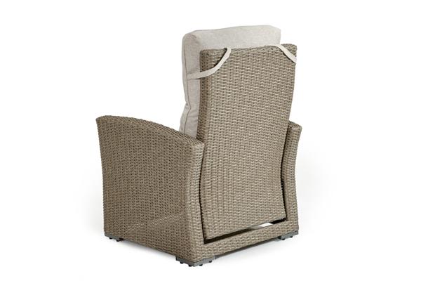 Ashfield beige позиционное кресло из ротанга 3752-20-02 фото 3