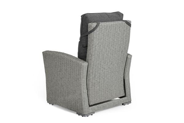 Ashfield grey 3752-71-78 позиционное кресло из ротанга фото 3