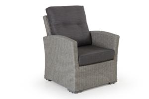 Фото-Ashifield grey кресло плетеное Brafab
