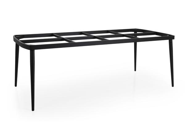 Callander 135 black Стол садовый подстолье