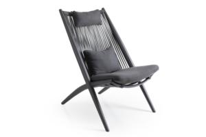 Фото-Chiavari кресло из искусственного ротанга Brafab