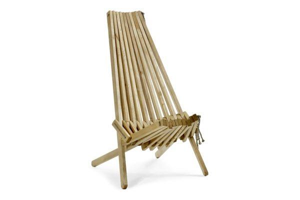 Фото-3001 Ribbon natur кресло шезлонг