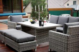 Bali Плетеная мебель обеденная