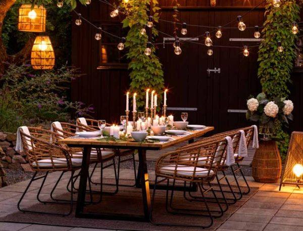 Фото-Laurion & Covelo Плетеная садовая мебель