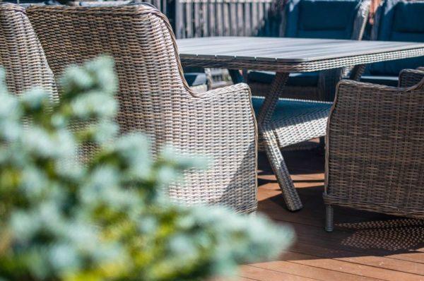 Фото-Napoli Плетеная мебель из искусственного ротанга