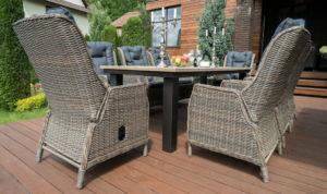 Фото-Parkland & Verona 6 Комплект мебели из искусственного ротанга