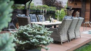 Фото-Parkland & Verona 6 Мебель из искусственного ротанга
