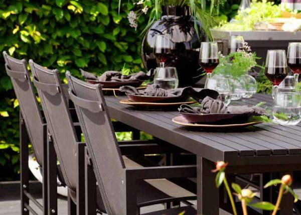 Садовая мебель алюминиевая Vevi Brafab фото 3