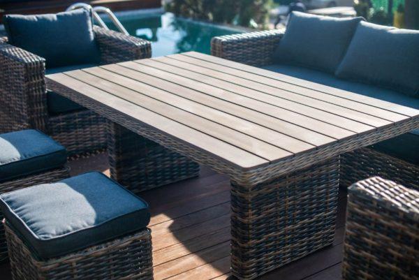 San Marino Комплект плетеной мебели